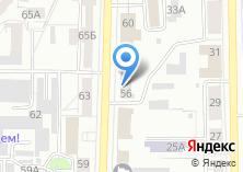 Компания «Южно-Уральский адвокатский центр» на карте