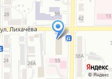 Компания «Пожарная часть №36 г. Копейска» на карте