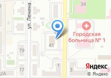 Компания «Отделение пенсионного фонда РФ г. Копейска» на карте
