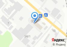 Компания «Солпласт» на карте