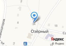 Компания «Петровское сельпо» на карте