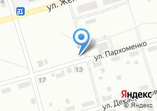 Компания «DaKor74» на карте