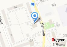 Компания «Западно-Сибирский банк Сбербанка России» на карте