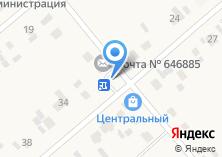 Компания «Сосновское почтовое отделение» на карте