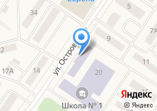 Компания «Белоярская детская школа искусств» на карте