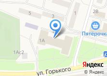 Компания «Белоярский спортивный комплекс» на карте