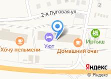 Компания «ДИКИЙ КОЙОТ» на карте
