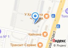Компания «Русско-Полянский» на карте