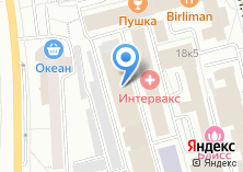 Компания «Аватекс» на карте