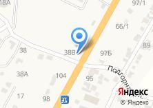Компания «Мидия» на карте
