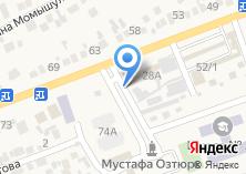 Компания «ЭКОТЕРМ ППУ - теплоизоляция и гидроизоляция по Украине!» на карте