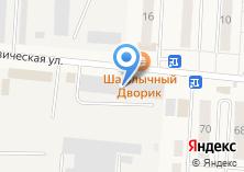 Компания «ОК-ЛЭНД» на карте