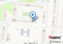 Компания «Fitness Lab» на карте