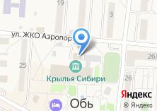 Компания «АБВ-Авто» на карте