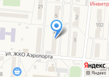 Компания «СибВояж» на карте