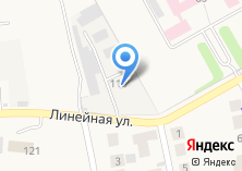 Компания «Ветико» на карте