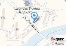 Компания «Часовня в честь преподобного Сергия Радонежского» на карте
