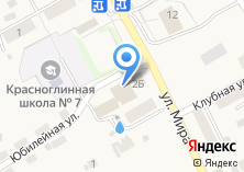 Компания «Виаком» на карте