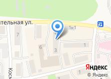 Компания «ГрандВиВ» на карте