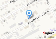 Компания «ОбьСтрой» на карте