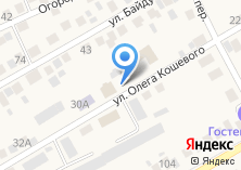 Компания «Новосибирское региональное отделение Фонда социального страхования Российской Федерации» на карте