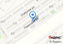 Компания «Пригородный простор» на карте