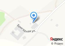 Компания «Эковата» на карте