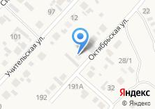 Компания «СтройДом - Строительство домов» на карте