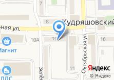 Компания «Многопрофильный магазин на Октябрьской» на карте