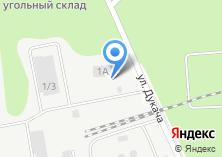 Компания «Афанасьевские кровати» на карте