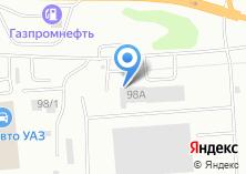 Компания «Ленинский троллейбусный филиал №3» на карте