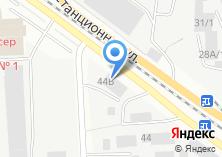 Компания «НСК-ОПТ» на карте