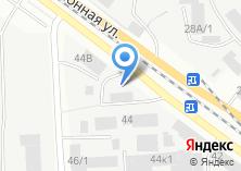 Компания «ССТ» на карте