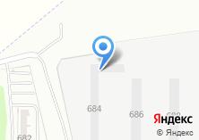 Компания «Новомарусино» на карте