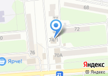 Компания «Дюмус» на карте