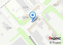 Компания «Омлет» на карте
