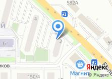 Компания «Дивногорский» на карте
