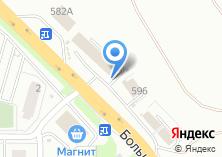 Компания «Томские Леса» на карте