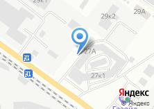 Компания «Шиномонтажная мастерская на ул. Станционная 2-я» на карте