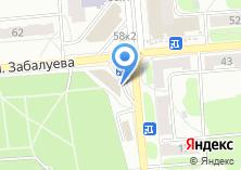 Компания «Шашлык city» на карте