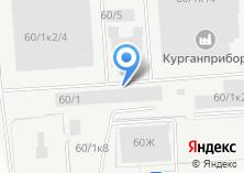 Компания «Сантина» на карте