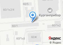 Компания «Химметалл» на карте