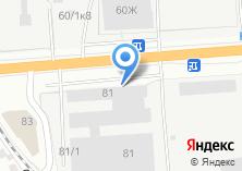 Компания «Самур» на карте