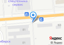 Компания «Центр авторазбора для грузовых автомобилей на Станционной» на карте