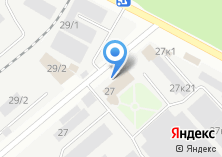 Компания «ЭЛЕКСУС-НОВОСИБИРСК» на карте