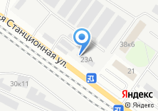 Компания «Лесснабсбыт» на карте