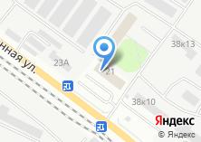 Компания «ТД ТеплоТрейд» на карте