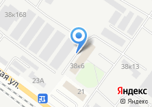 Компания «АСД» на карте