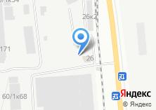 Компания «Арнада» на карте