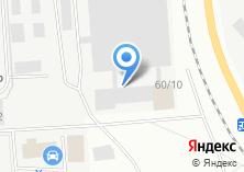 Компания «Рекон-Т» на карте